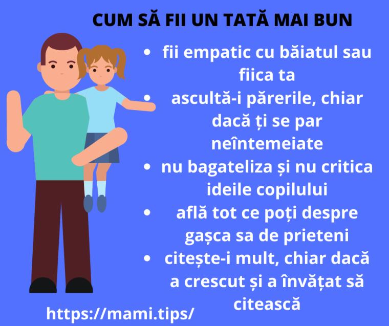 Cum să fii un tată mai bun (1)