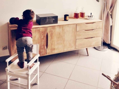 architecture baby cabinet chair