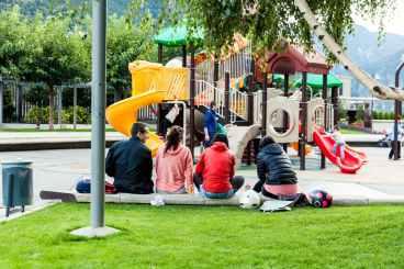 action child children city